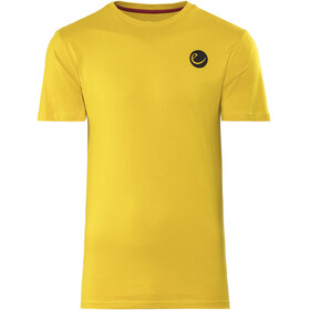 Edelrid Highball t-shirt Heren geel